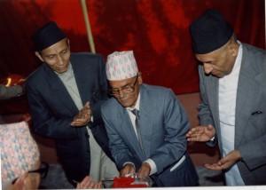 २०५० सालको मदन पुरस्कारद्वारा सम्मानित 'माध्यमिक नेपाली गद्याख्यान'का स्रस्टा श्री शरदचन्द्र शर्मा भट्टराई